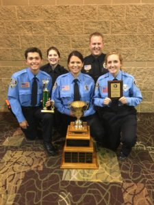 New Hope Police Explorers 2016 State Competition